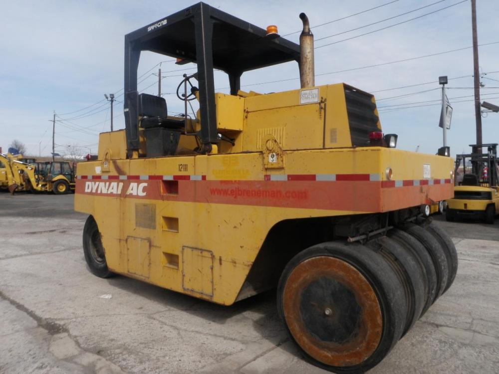 Detail photo of 1995 Dynapac CP271 from Construction Equipment Guide