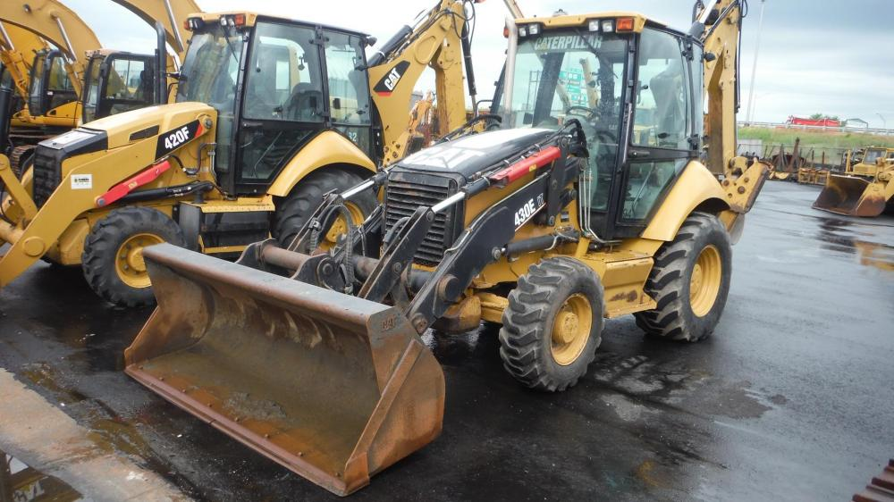 Detail photo of 2007 Caterpillar 430E IT from Construction Equipment Guide