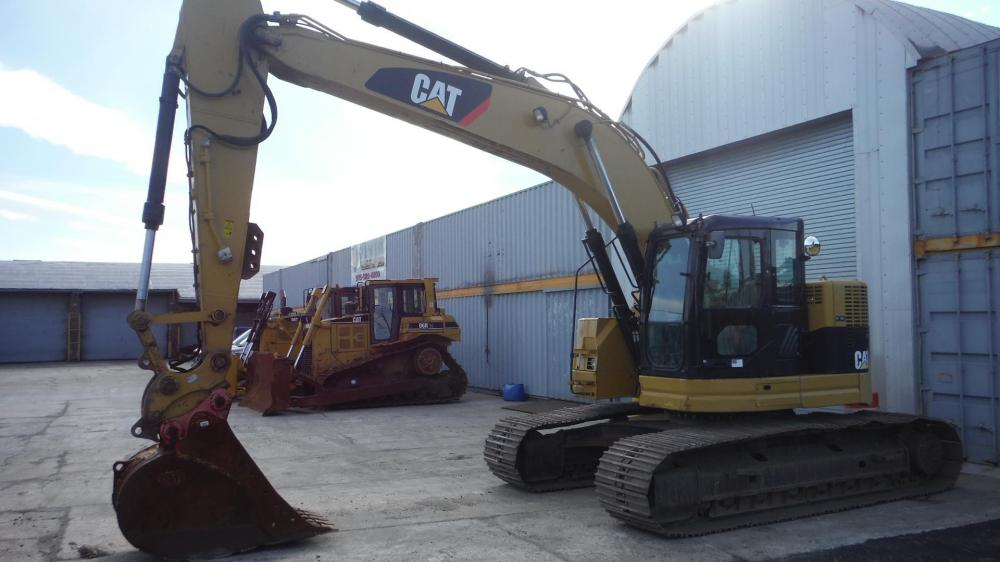 Detail photo of 2010 Caterpillar 321D LCR from Construction Equipment Guide