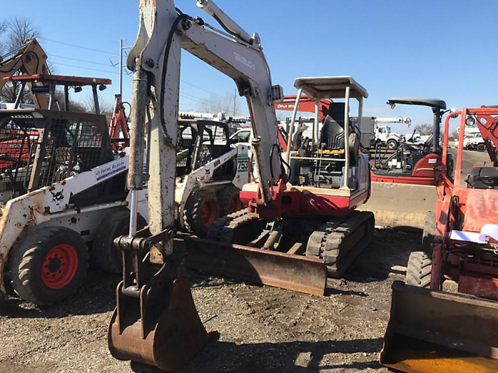 Detail photo of 2001 Takeuchi TB145 from Construction Equipment Guide