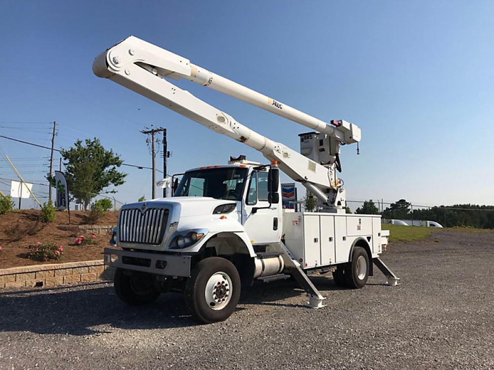 Detail photo of 2014 International 7300 from Construction Equipment Guide