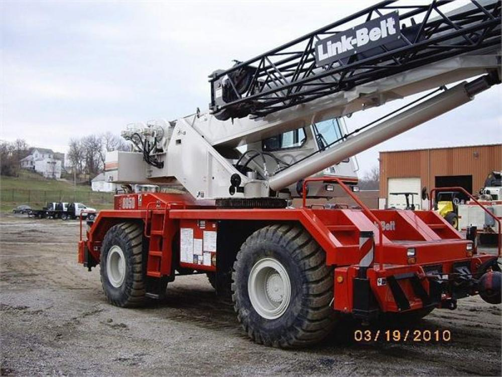 Detail photo of 2007 Link-Belt RTC-8050 II from Construction Equipment Guide