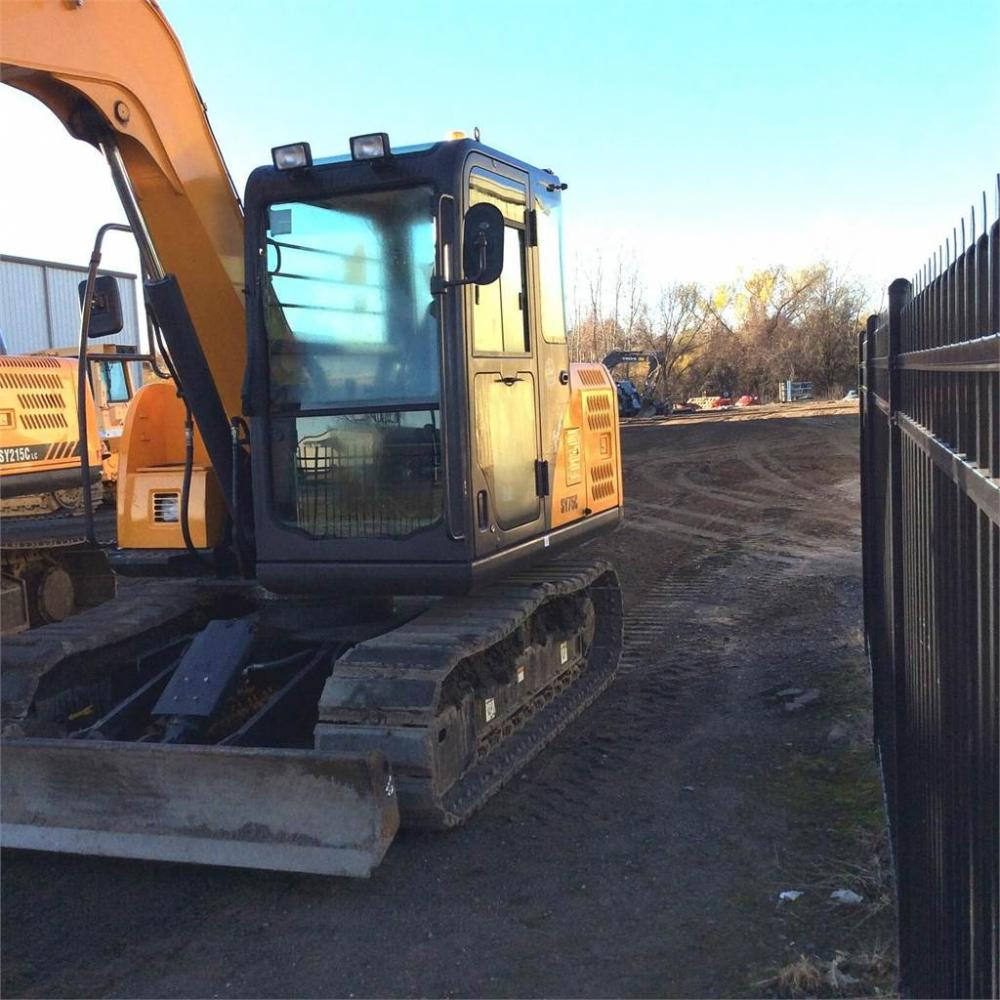 Detail photo of 2012 Sany SY75C from Construction Equipment Guide