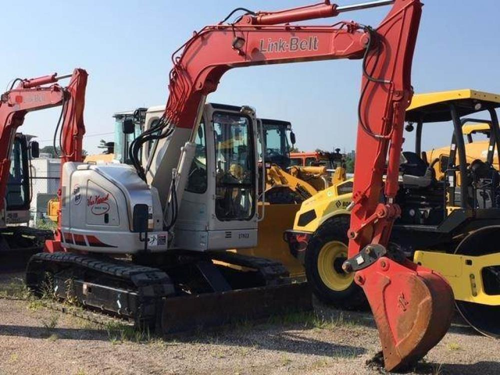 Detail photo of 2013 Link-Belt 75MSR from Construction Equipment Guide