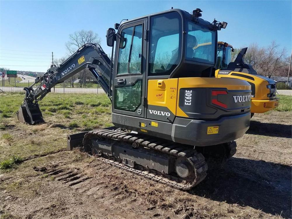 Detail photo of 2016 Volvo EC60E from Construction Equipment Guide