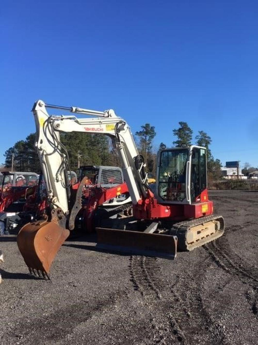 Detail photo of 2016 Takeuchi TB280 from Construction Equipment Guide