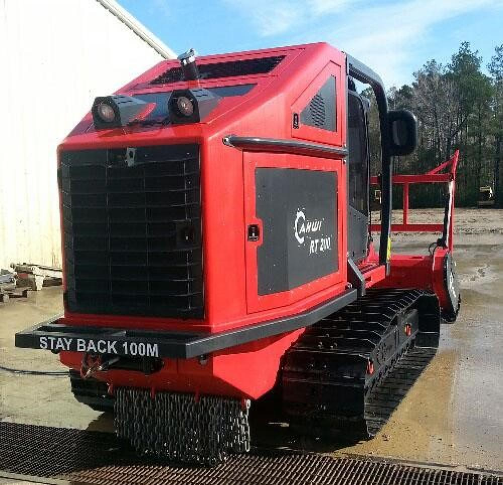 Detail photo of 2016 Prinoth RT200 from Construction Equipment Guide