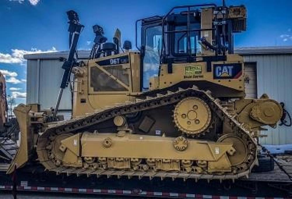 Detail photo of 2018 Caterpillar D6T LGP VP from Construction Equipment Guide