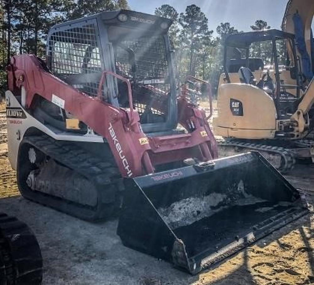Detail photo of 2017 Takeuchi TL10V2 from Construction Equipment Guide