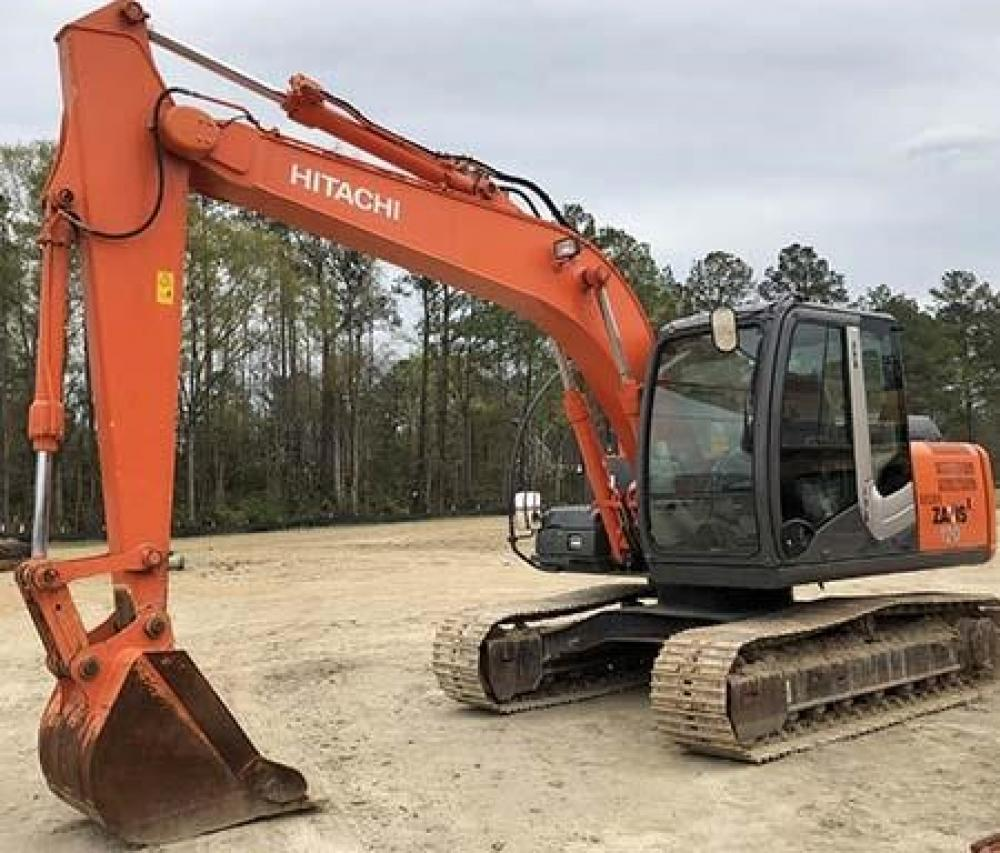Detail photo of 2011 Hitachi ZX120-3 from Construction Equipment Guide