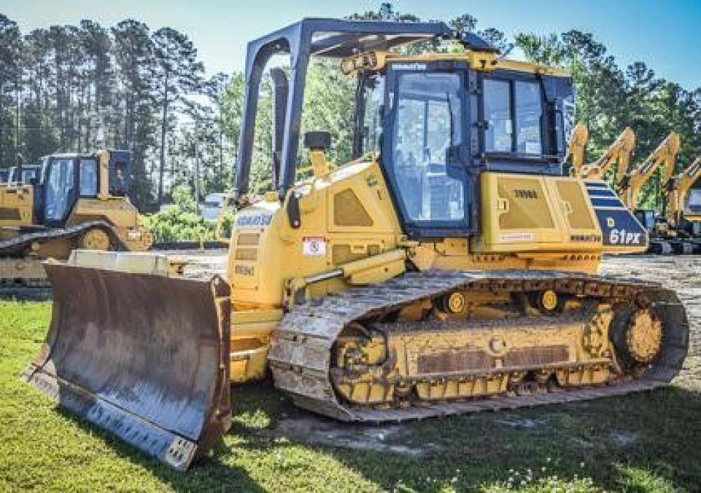 Detail photo of 2015 Komatsu D61PX-23 from Construction Equipment Guide