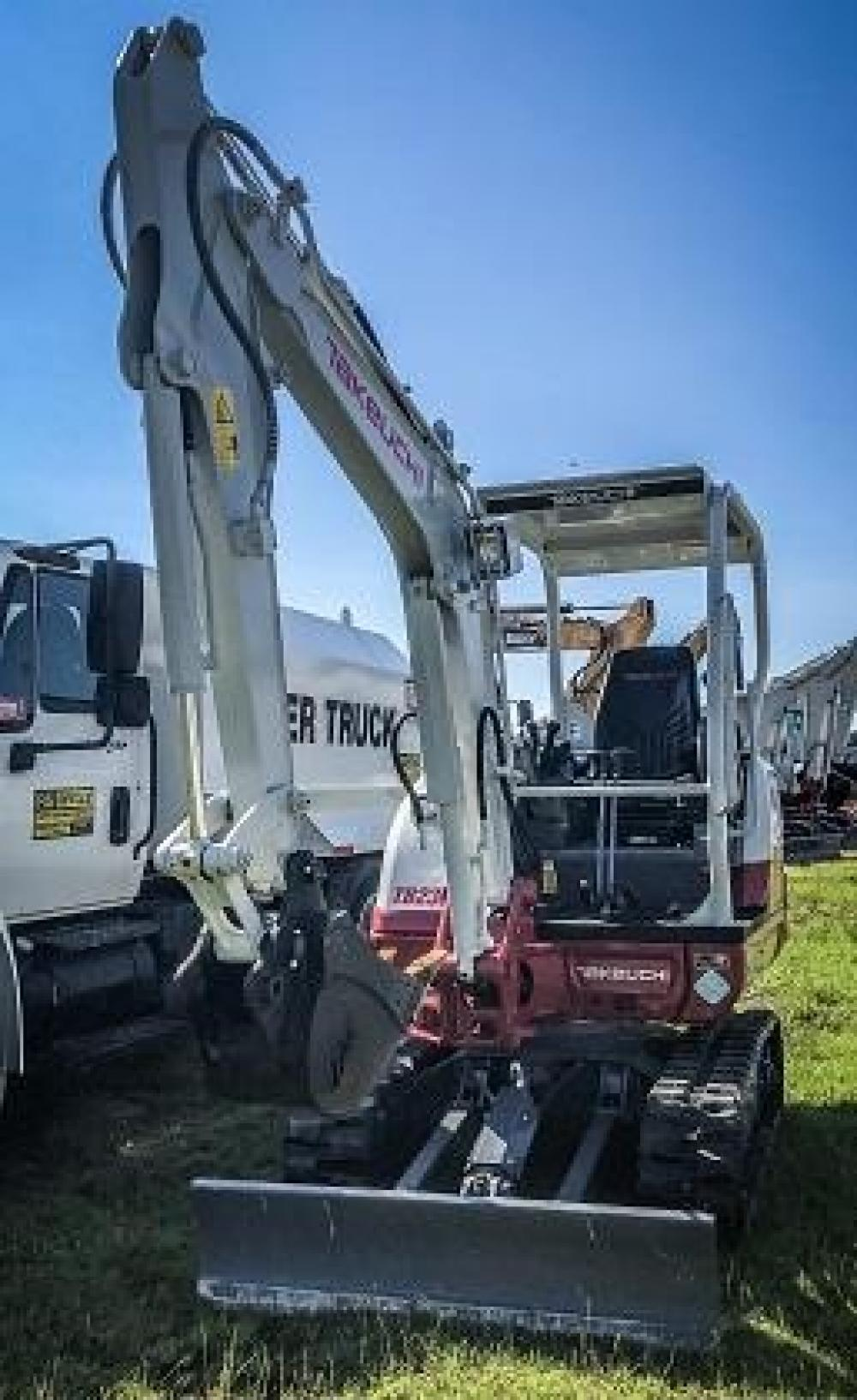 Detail photo of 2018 Takeuchi TB230 from Construction Equipment Guide
