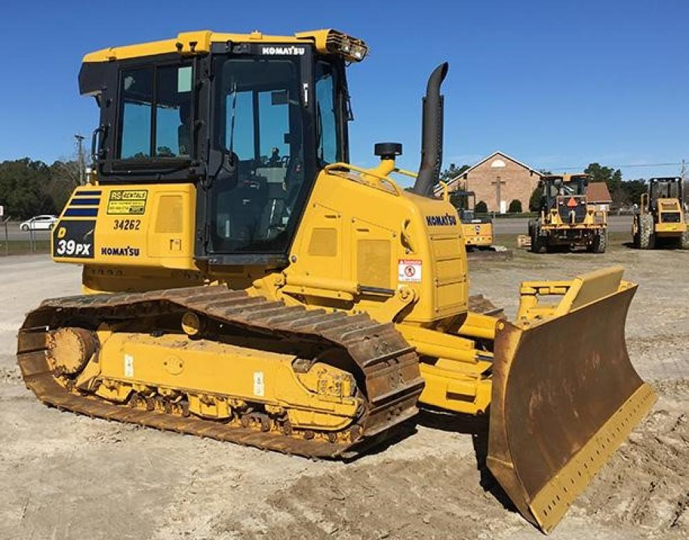 Detail photo of 2015 Komatsu D39PX from Construction Equipment Guide