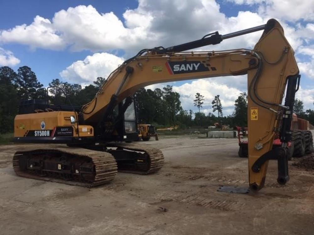 Detail photo of 2018 Sany SY500 from Construction Equipment Guide