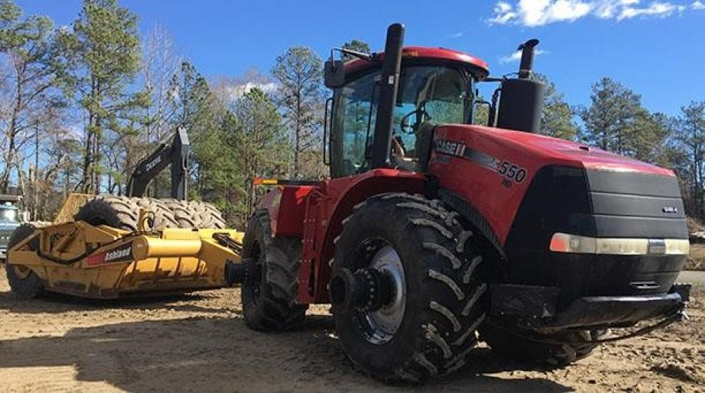 Detail photo of 2013 Case IH STEIGER 550 HD from Construction Equipment Guide