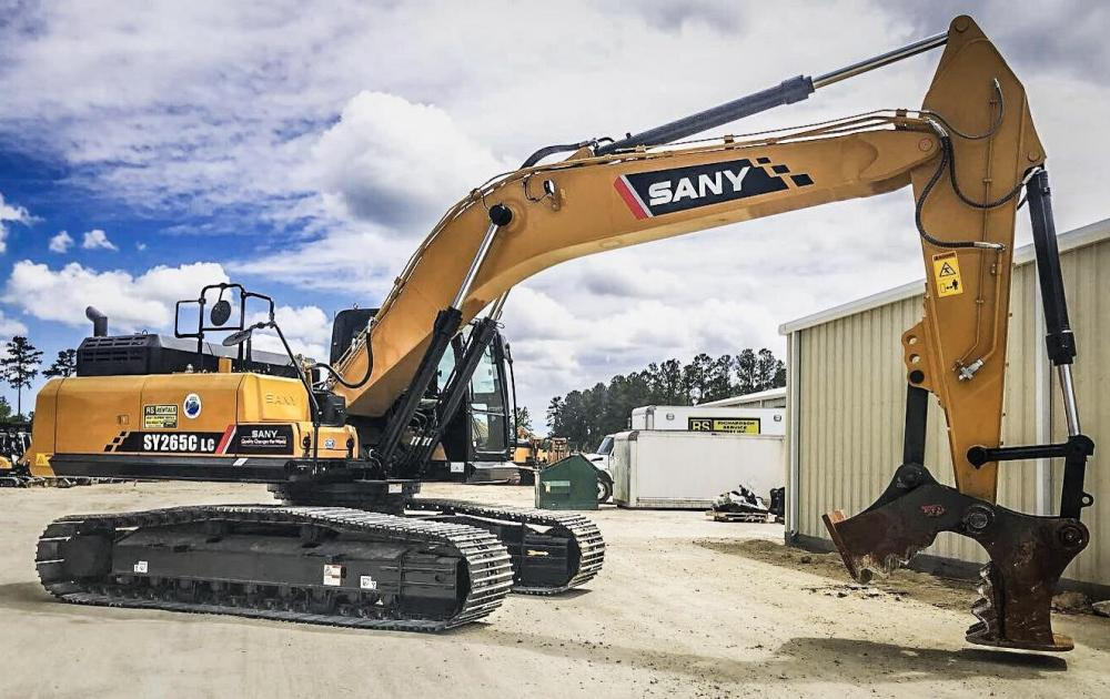 Detail photo of 2019 Sany SY265C LC from Construction Equipment Guide