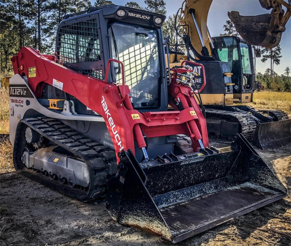 Detail photo of 2018 Takeuchi TL12V2 from Construction Equipment Guide