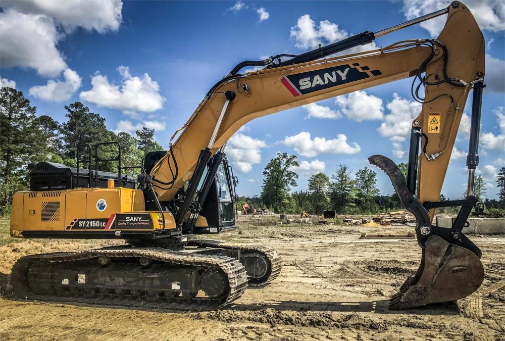 Detail photo of 2018 Sany SY215C LC from Construction Equipment Guide