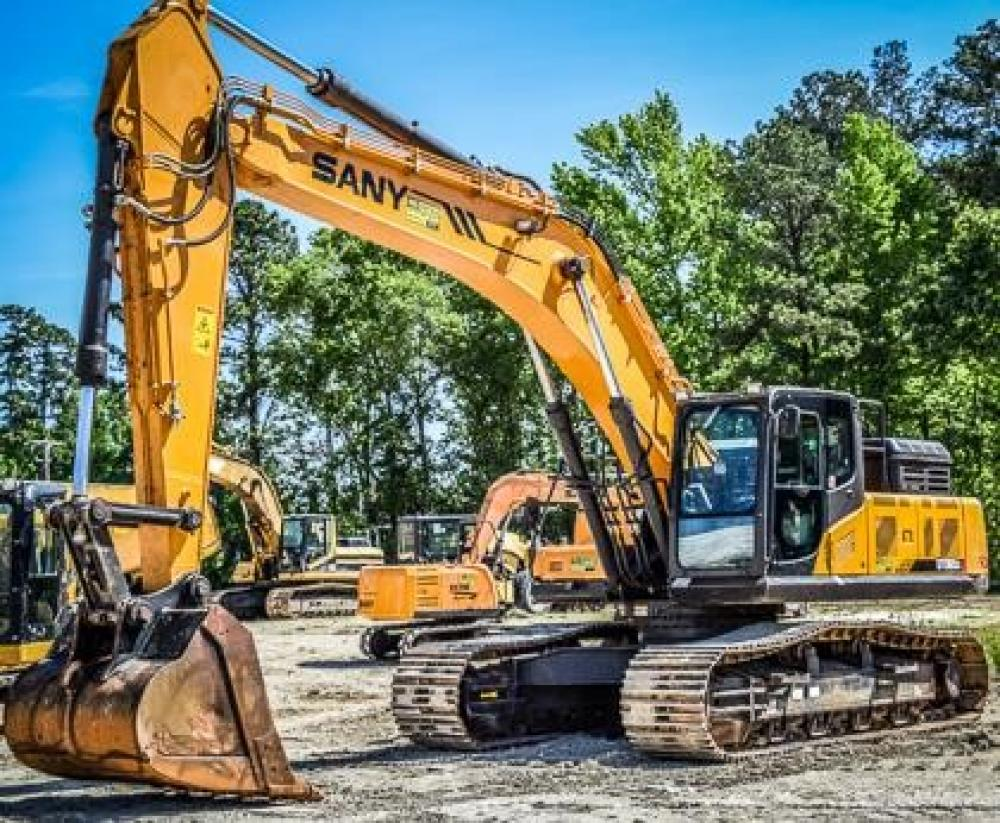 Detail photo of 2016 Sany SY365C from Construction Equipment Guide