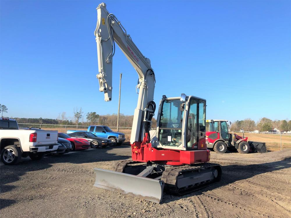 Detail photo of 2019 Takeuchi TB280FR from Construction Equipment Guide