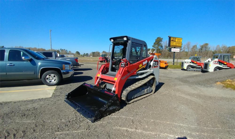 Detail photo of 2019 Takeuchi TL8R from Construction Equipment Guide
