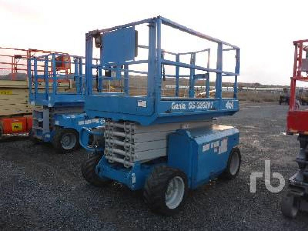 Detail photo of 2006 Genie GS-3268 RT from Construction Equipment Guide