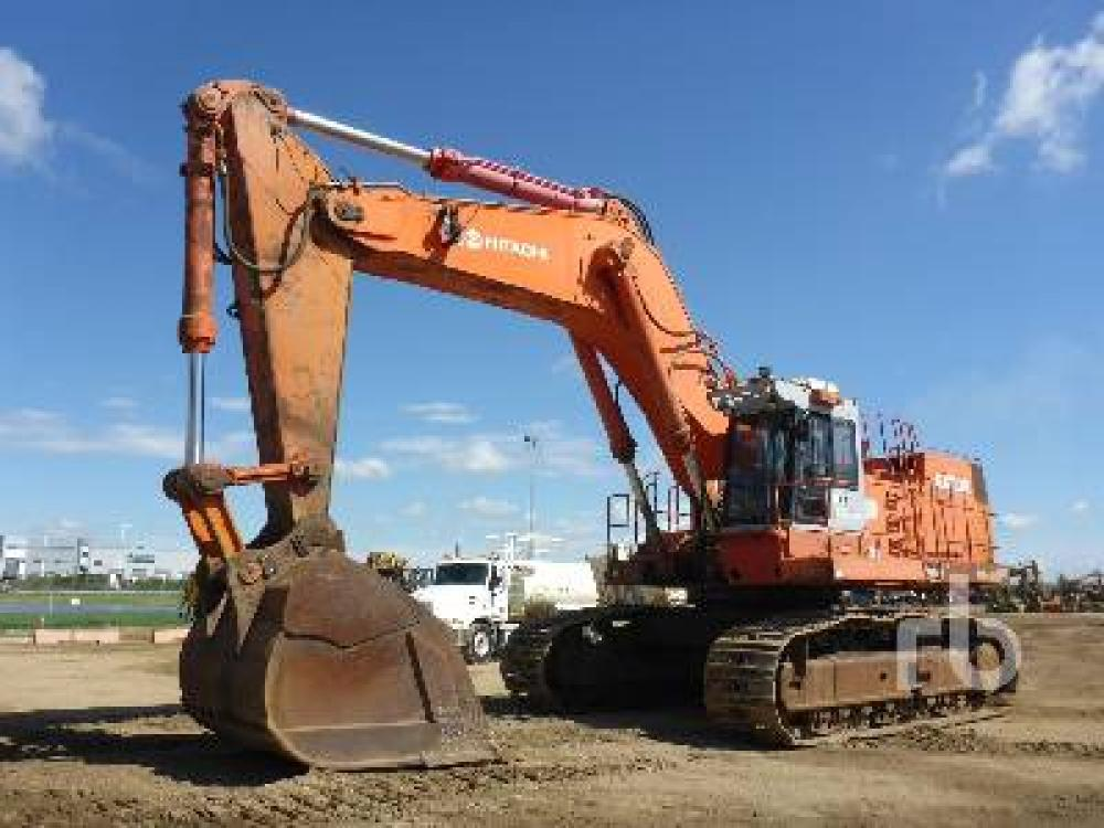 Detail photo of 1993 Hitachi EX1100 from Construction Equipment Guide