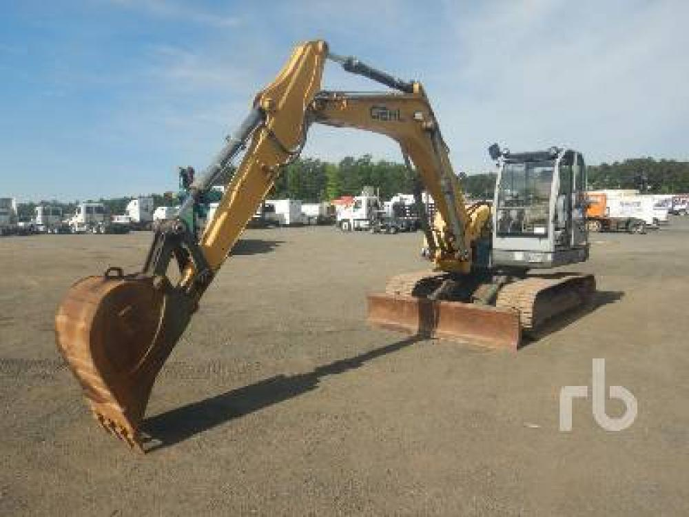 Detail photo of 2009 Gehl G12002RD from Construction Equipment Guide