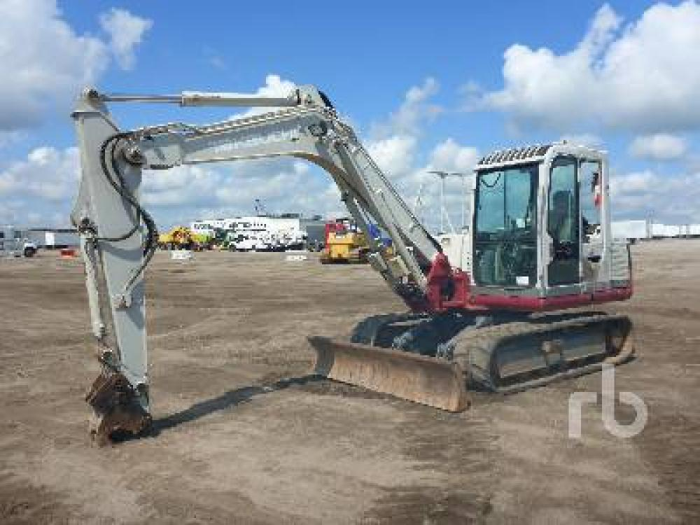 Detail photo of 2006 Takeuchi TB175 from Construction Equipment Guide