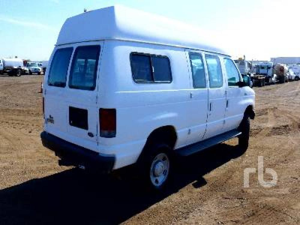 2007 Ford E350 For Sale (24182469) from Ritchie Bros