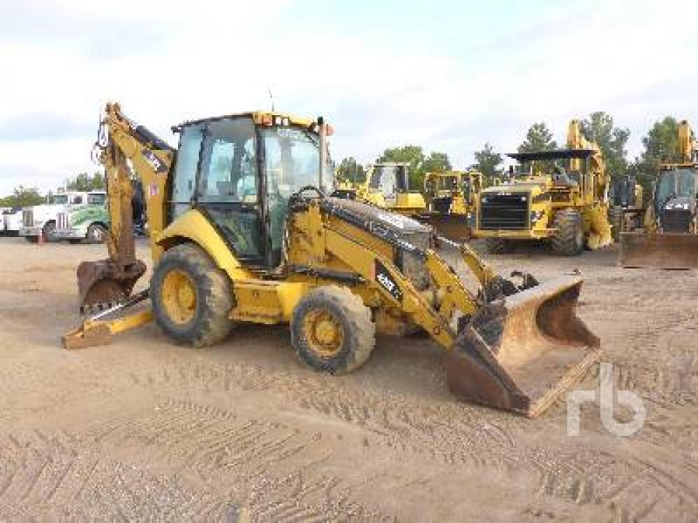 Caterpillar 420E IT For Sale (26115011) from Ritchie Bros
