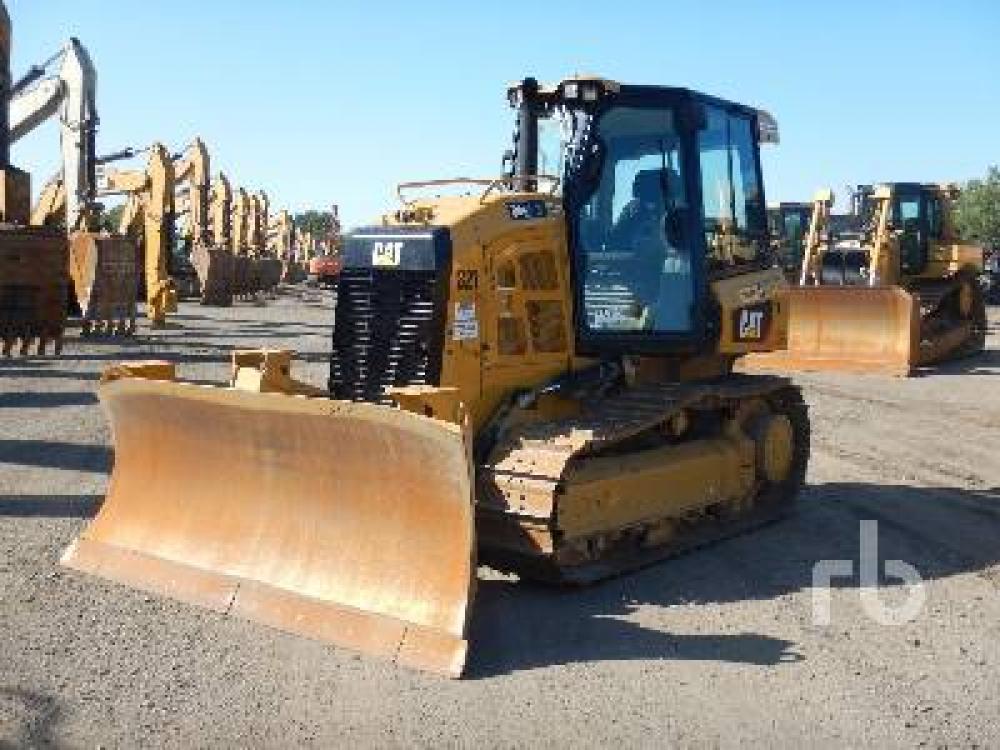 Detail photo of 2018 Caterpillar D4K2 from Construction Equipment Guide