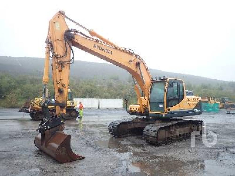Detail photo of 2015 Hyundai 210LC-9 from Construction Equipment Guide