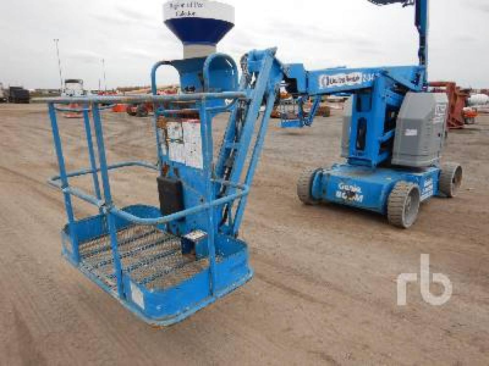 Detail photo of 2011 Genie Z-34/22N from Construction Equipment Guide