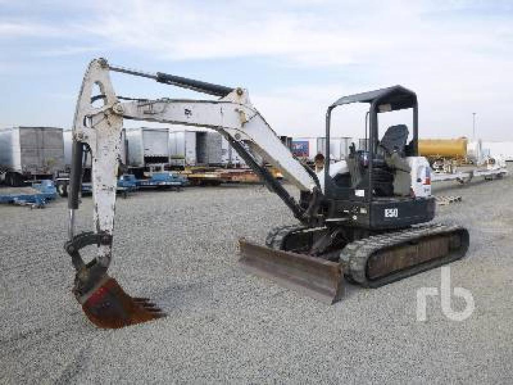 Detail photo of 2013 Bobcat E50 from Construction Equipment Guide