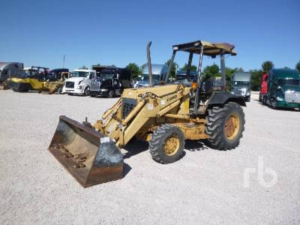 Detail photo of  Ford 455D from Construction Equipment Guide