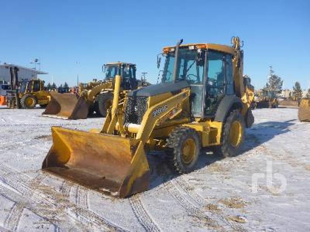 Detail photo of 2006 John Deere 310SG from Construction Equipment Guide