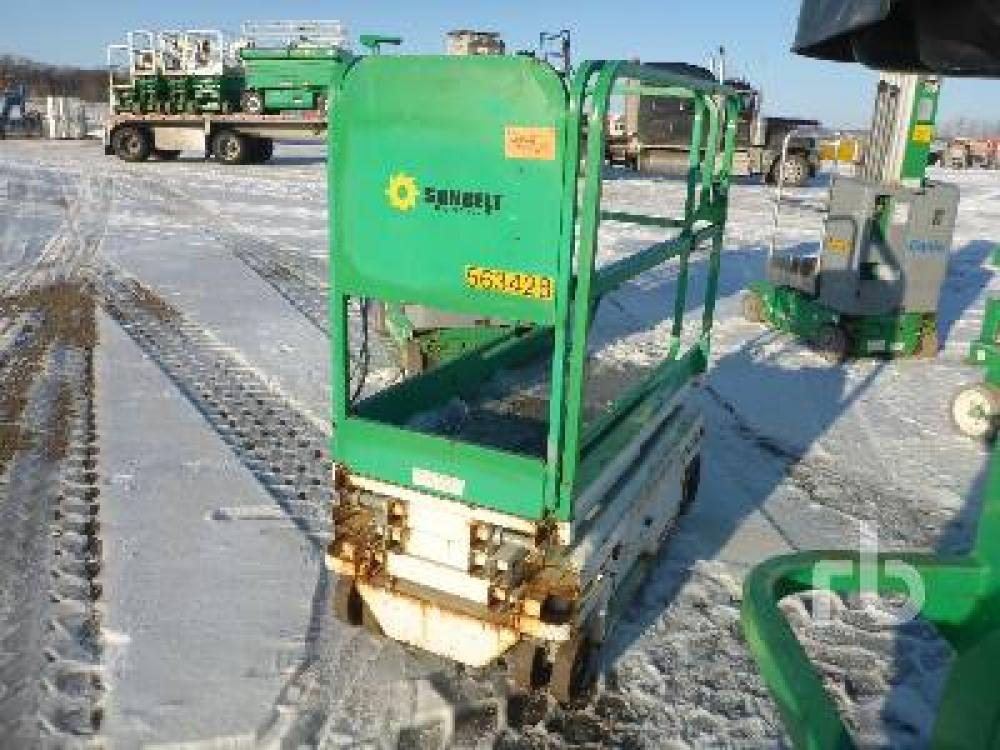 Detail photo of 2013 HY-BRID HB-1030 from Construction Equipment Guide