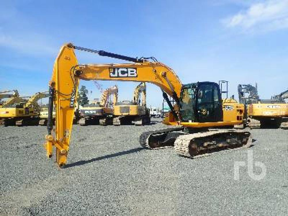 Detail photo of 2015 JCB JS220LC from Construction Equipment Guide