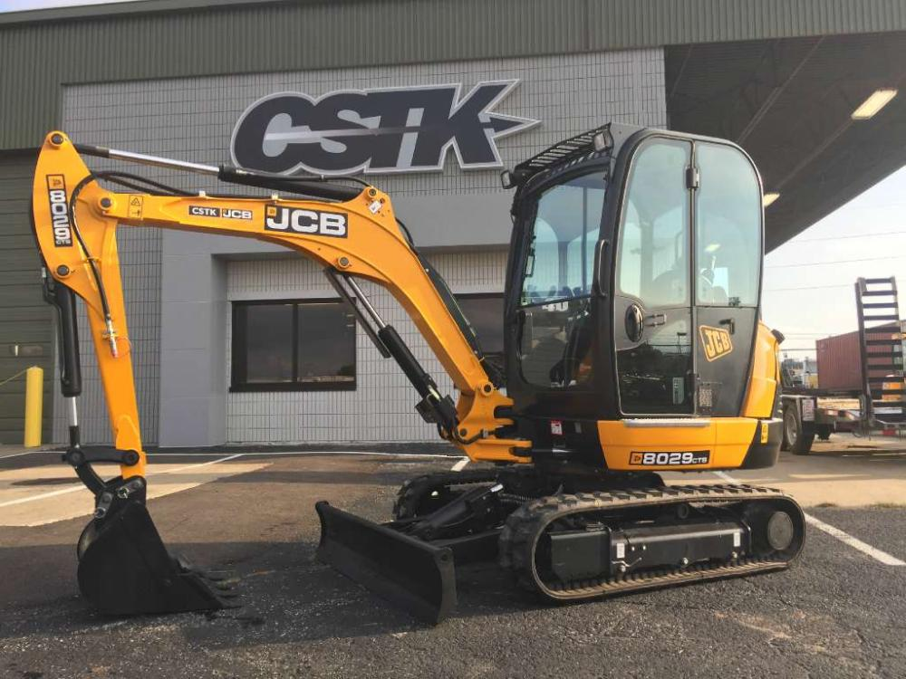 Detail photo of 2016 JCB 8029 CTS from Construction Equipment Guide