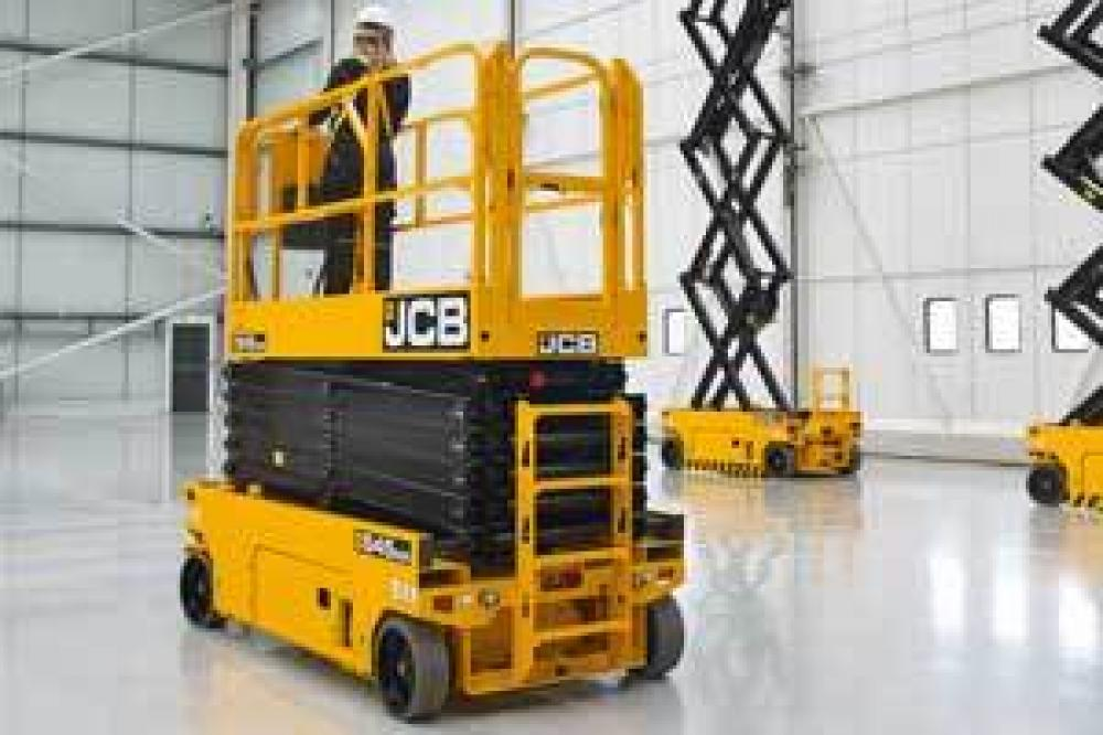 Detail photo of 2018 JCB S4550E from Construction Equipment Guide