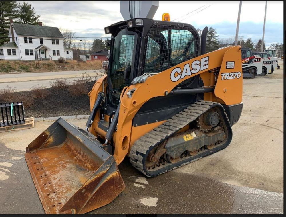 Detail photo of 2017 Case TR270 from Construction Equipment Guide