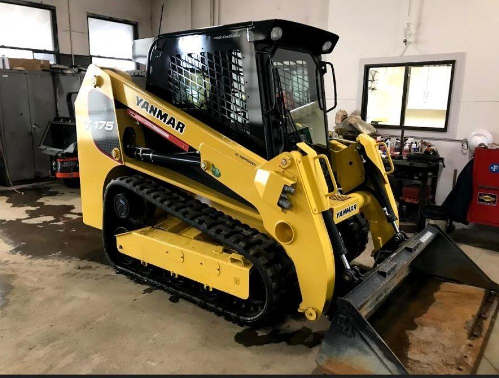 Detail photo of 2016 Yanmar T175 from Construction Equipment Guide