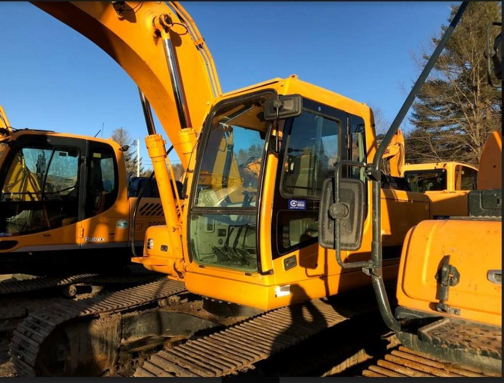 Detail photo of 2006 Hyundai ROBEX 160 LC-7 from Construction Equipment Guide