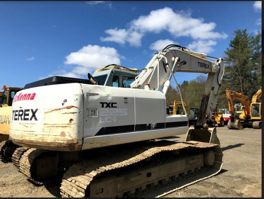 Detail photo of 2006 Terex TXC225 LC-1 from Construction Equipment Guide