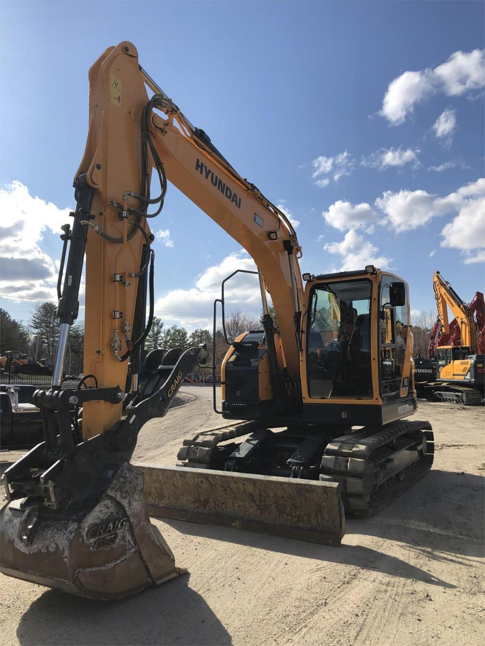Detail photo of 2018 Hyundai HX130 LCR from Construction Equipment Guide