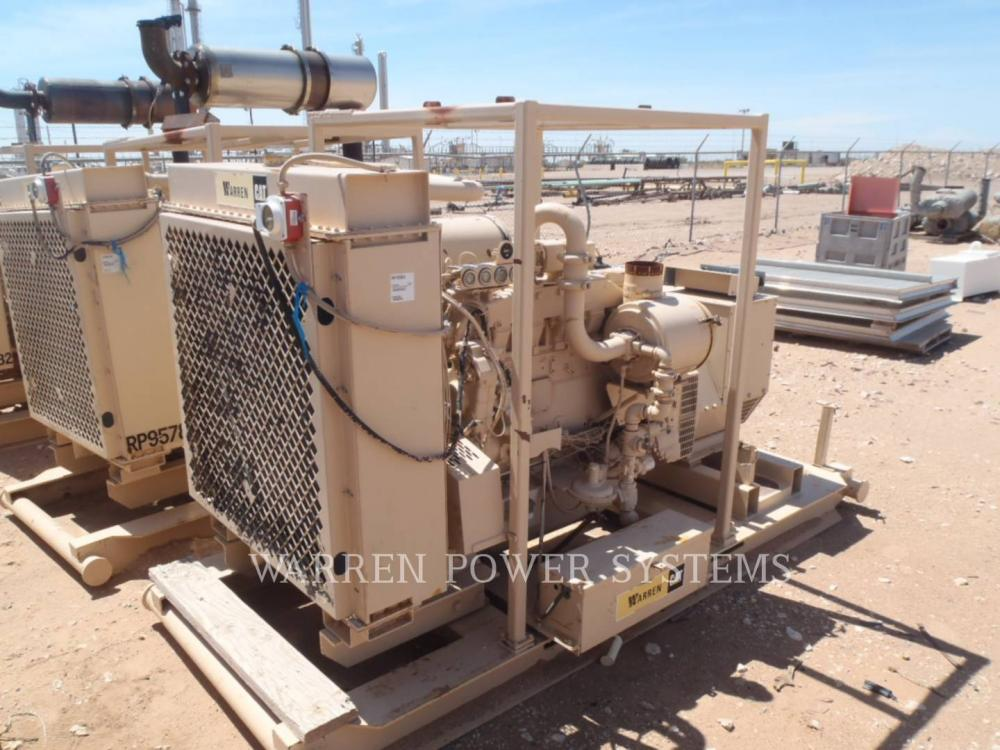 Detail photo of 2010 Caterpillar G3406NA from Construction Equipment Guide