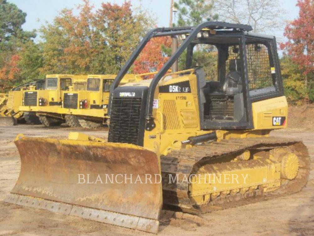 Detail photo of 2013 Caterpillar D5K LGP II from Construction Equipment Guide