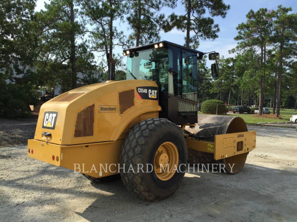 Detail photo of 2012 Caterpillar CS54B from Construction Equipment Guide