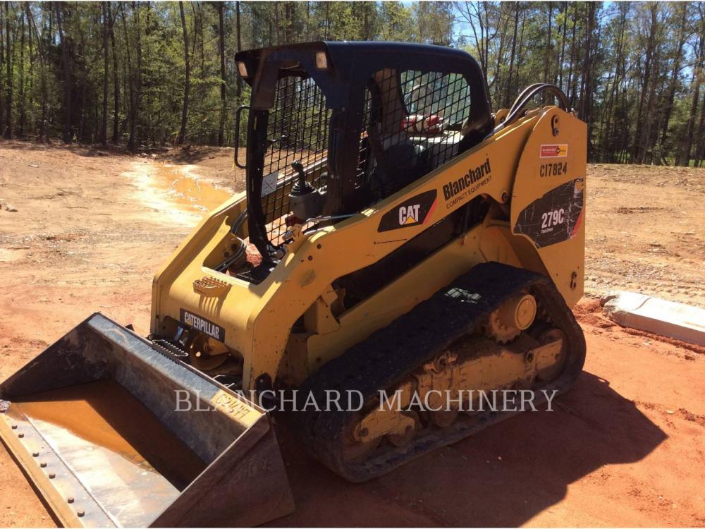 Detail photo of 2013 Caterpillar 279C II from Construction Equipment Guide